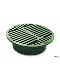 "NDS 8"" Round Grate"