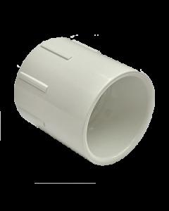 "1 1/2"" Schedule 40 PVC Female Adapter, White, 435-015"