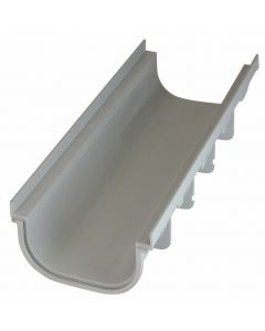 "NDS 830 - 8"" Pro Series Shallow Profile Channel Drain"