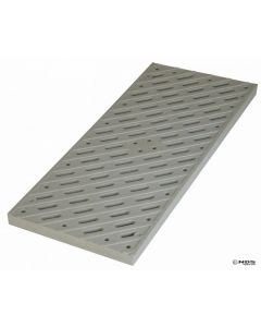 "NDS 836 - 8"" Pro Series Channel Grate, Pedestrian Traffic"