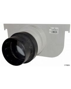 """NDS 841 - 12"""" Pro Series Shallow Profile End Cap/End Outlet"""