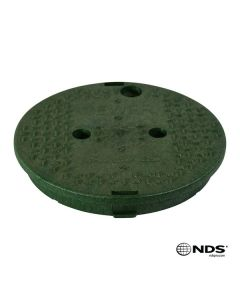 """NDS 10"""" Round Standard Series - Green Cover, Sewer"""