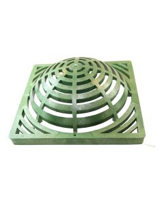 "NDS 1280 - 12"" Square Catch Basin Atrium Grate"