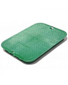 "NDS 14"" x 19"" Standard Series - Green Cover, ICV, Display"
