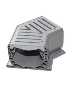 NDS 2301 - Spee-D Channel Fabricated 45-Degree Corner And Grate