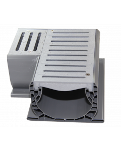 NDS 2381 - Spee-D Channel Fabricated 90-Degree Corner And Grate