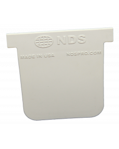 """NDS 3"""" Pro Series End Cap, Front, Display"""