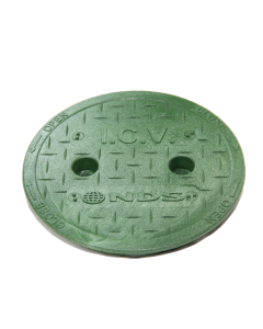 "NDS 107C - 6"" Round Cover ICV"