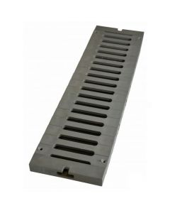 """NDS 828 - 5"""" Pro Series Channel Grate"""