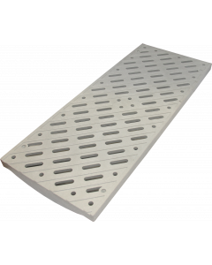 """NDS 8"""" Pro Series Channel Grate, Pedestrian Traffic, Display"""