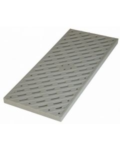 "NDS 836 - 8"" Pro Series Channel Grate"