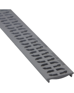 NDS 9263 - Slim Channel Grate Chain-Grey
