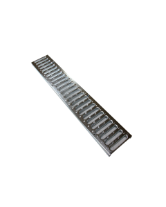 NDS 254 - Spee-D Galvanized Channel Grate