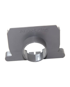 "NDS 246 - NDS Spee-D Channel 2"" Spigot End Outlet"