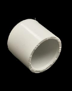 """3/4"""" Schedule 40 PVC Cap, White, 447-007"""