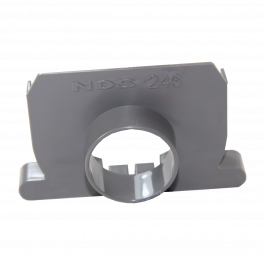 NDS 234 Fabricated Spigot Bottom Outlet with Strainer 2/' Long