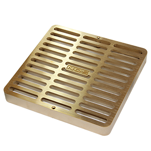 Brass Grates Category