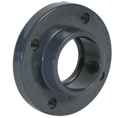 Schedule 80 PVC Flange Category